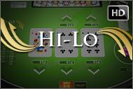 Hi-Lo 3 Cards