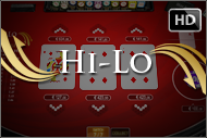 Hi-Lo 3 Cards Privee