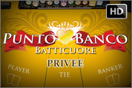 Punto Banco Batticuore Privee