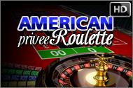 Roulette Americana Privee